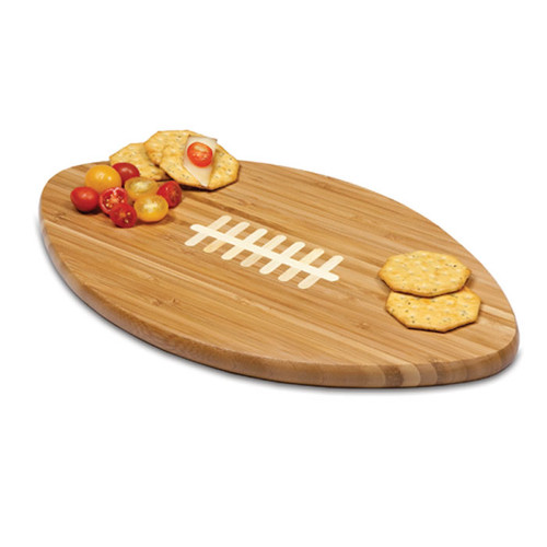 North Carolina Tar Heels Engraved Football Cutting Board