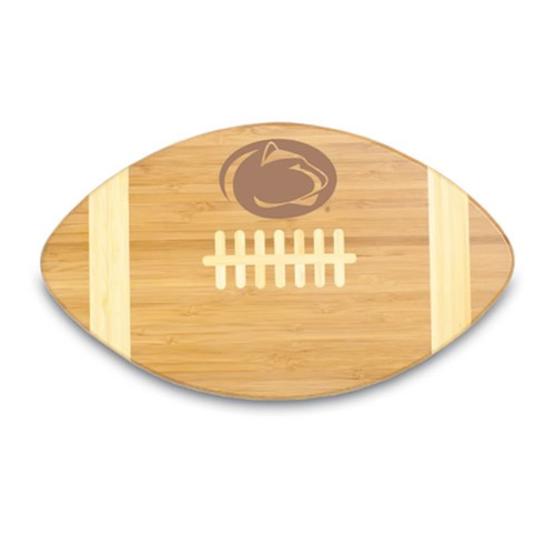 Penn State Nittany Lions Engraved Football Cutting Board