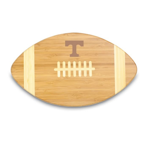 Tennessee Volunteers Engraved Football Cutting Board