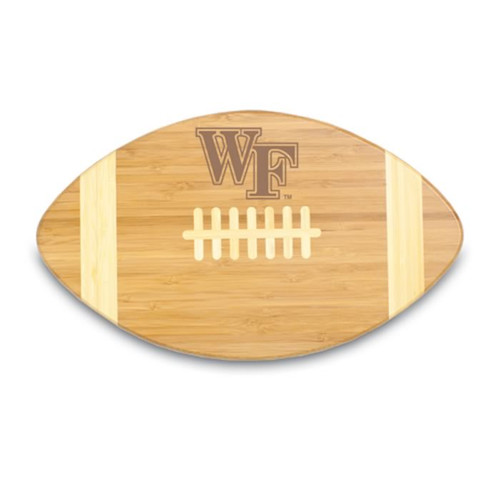 Wake Forest Demon Deacons Engraved Football Cutting Board