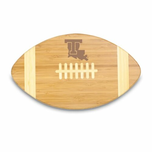 Louisiana Tech Bulldogs Engraved Football Cutting Board