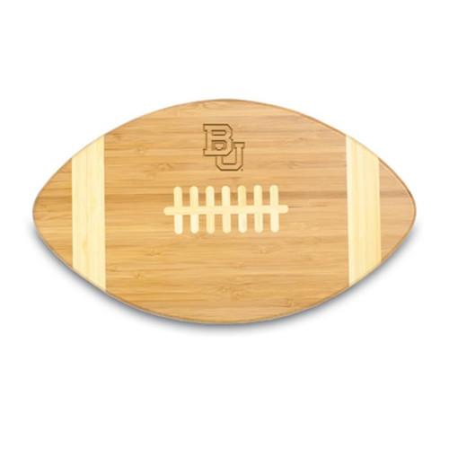 Baylor Bears Engraved Football Cutting Board