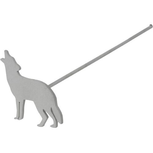 Mini Wolf Branding Iron