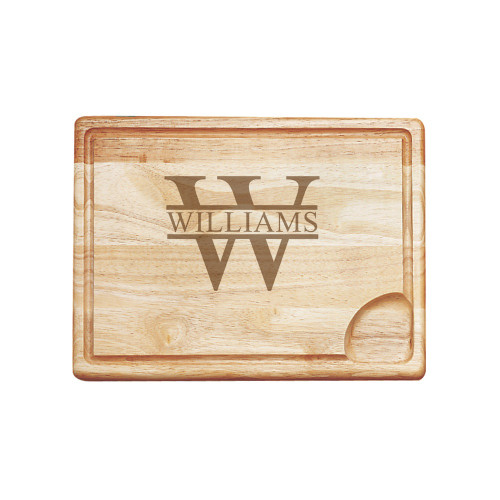 Biltmore Personalized Carving Board