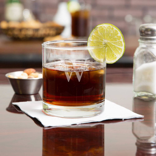 Biltmore Personalized Whiskey Glass