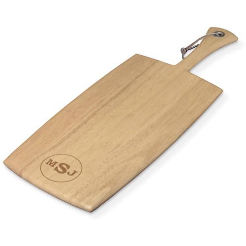 Circle Monogram Rectangular Paddle Board