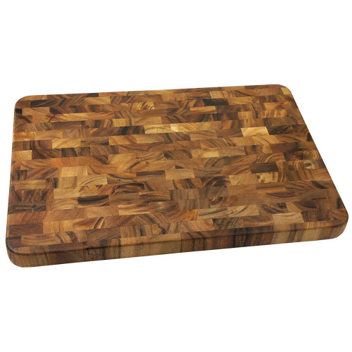 Ironwood Gourmet Large End Grain Cutting Board 28217