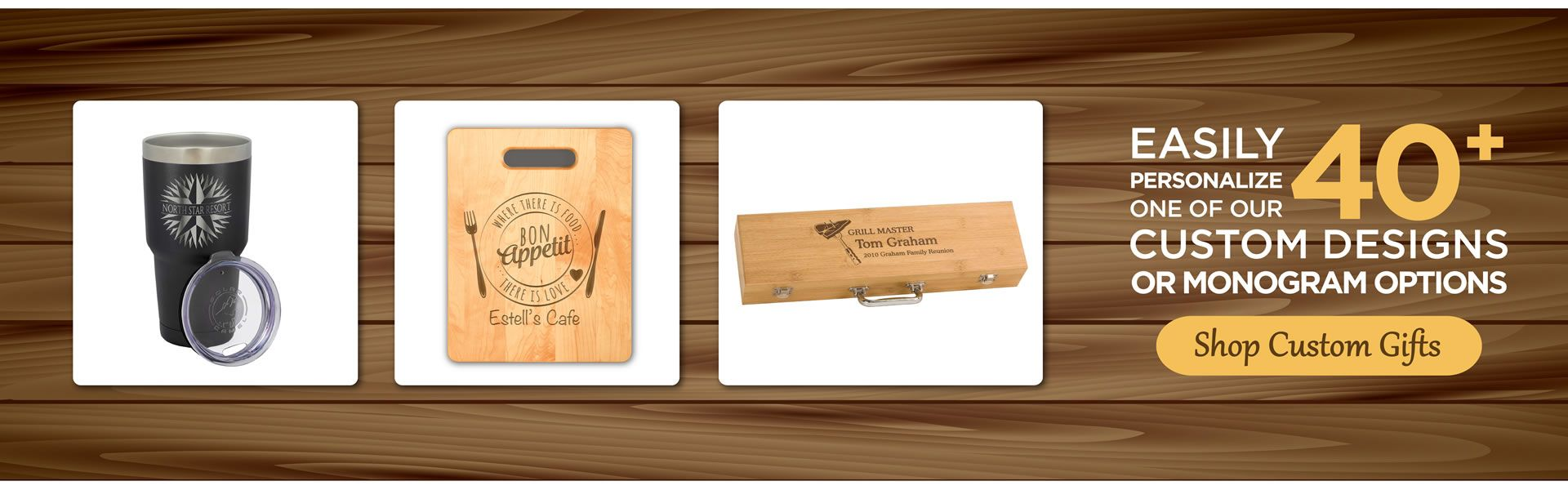 personalized grilling gifts