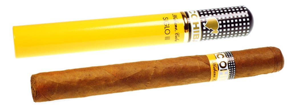 Cohiba Siglo III - Single Stick Tube