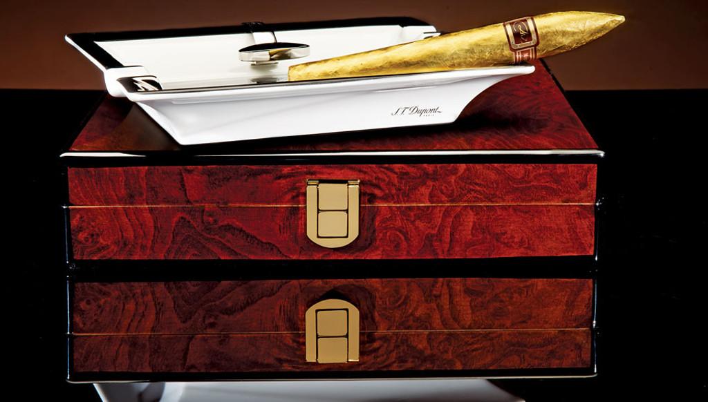Daniel Marshall 24kt Golden Torpedo (doesn't include ashtray)