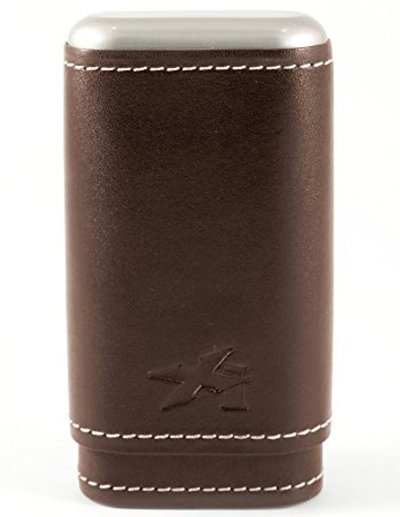 Xikar Envoy Triple Case Cognac