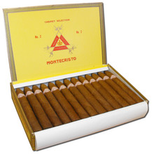 Montecristo No. 2 - Best Cigar 2013