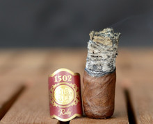 1502 Ruby Lancero Box Pressed Burn