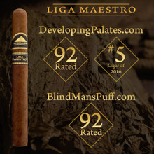 Mombacho Liga Maestro - Rating