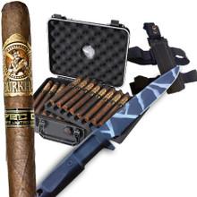 Box + Cigars + Knife + Holdster