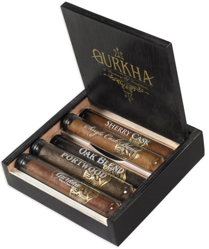 Gurkha The Malt collection