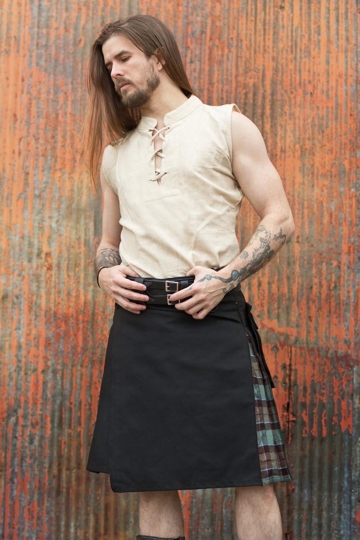 Sleeveless Renaissance Tunic