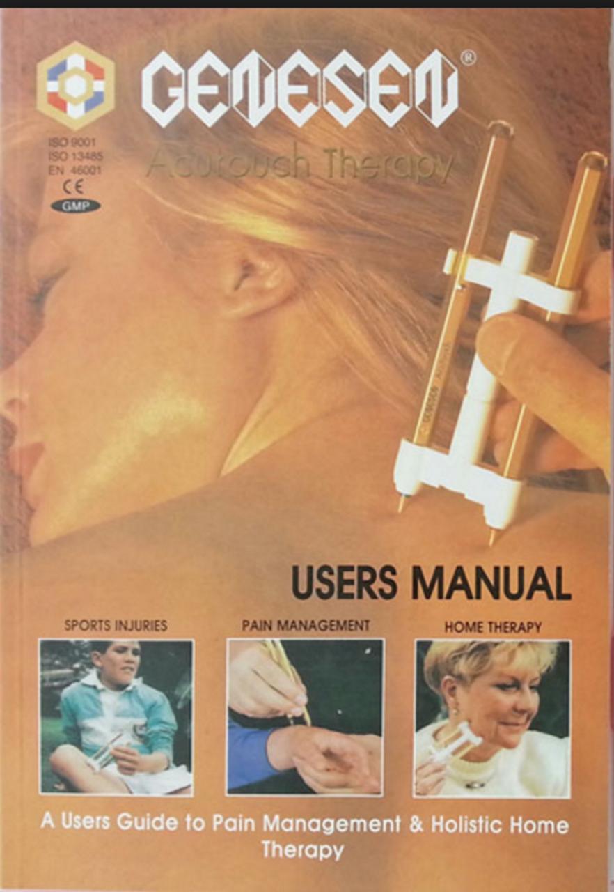 Genesen Acutouch User's Manual