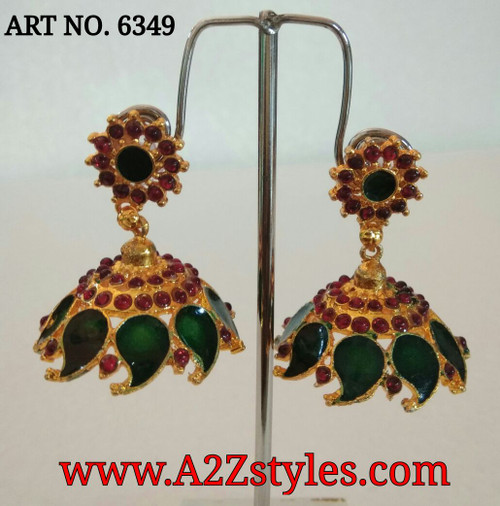 Earrings & Jumki DJ-JUM-6349