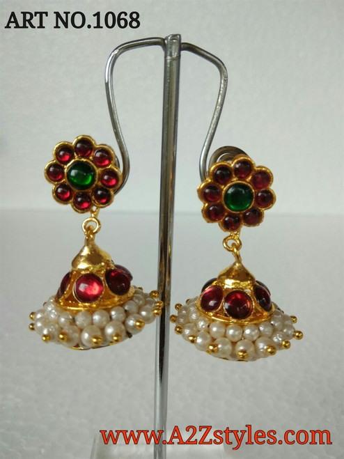 Earrings & Jumki DJ-JUM-1068