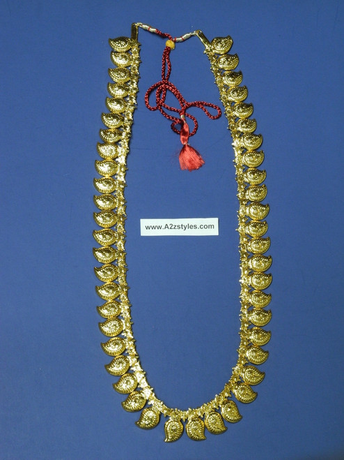 Gold Mango Long Chain DJ-LGM-4520