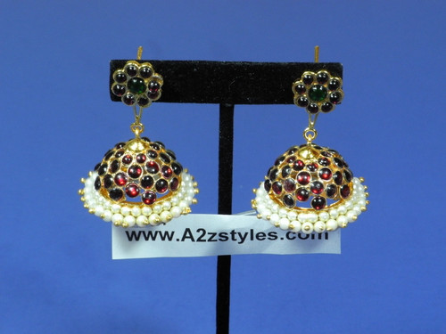 Earrings & Jumki DJ-JUM-1094