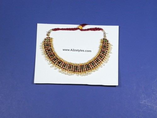 Necklace/Chokar DJ-SCHAIN-1047