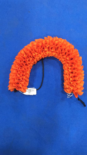 Orange Cloth Flowers DJ-COFLWR-M125