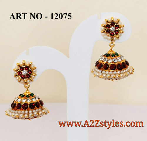 Earrings & Jumki DJ-JUM-12075