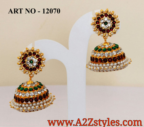 Earrings & Jumki DJ-JUM-12070
