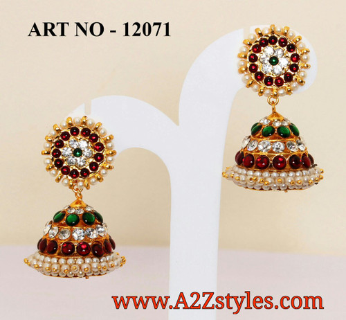Earrings & Jumki DJ-JUM-12071
