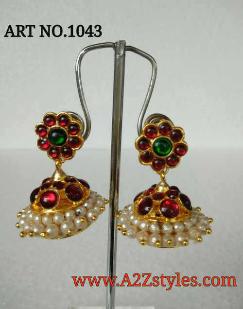 Earrings & Jumki DJ-JUM-1043