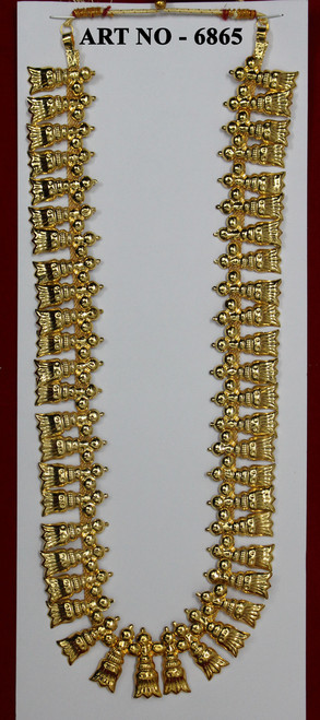 Gold Mango Long Chain DJ-LGM-6865