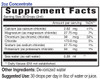 2oz Concentrate mineral supplement facts - Eidon Ionic Minerals