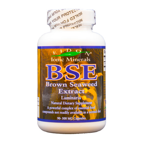 BSE - Brown Seaweed Extract