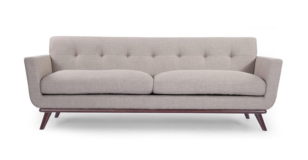 Jackie Sofa, Dove Grey
