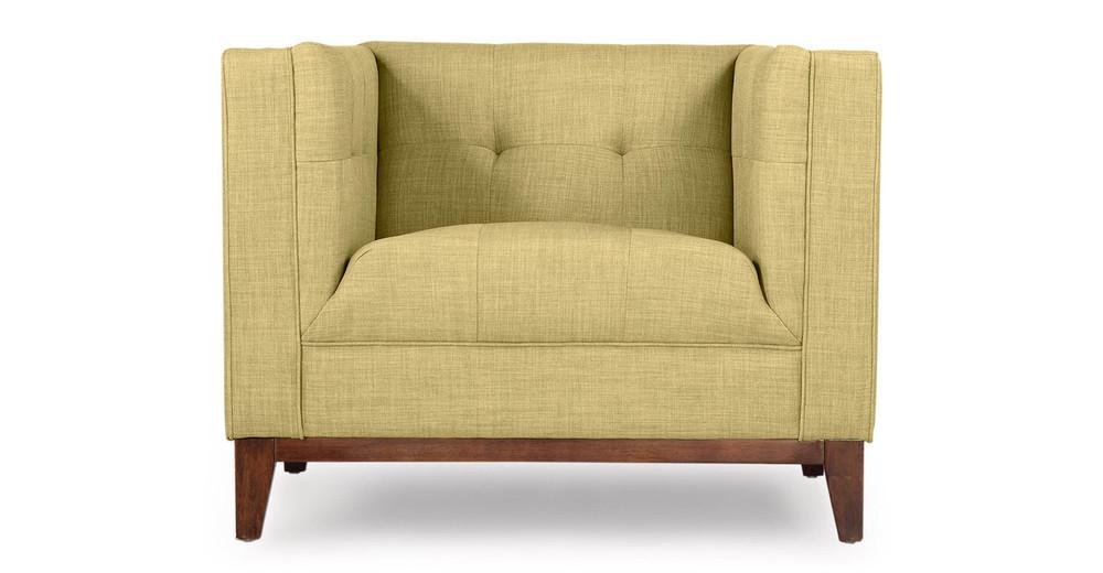 Harrison Chair, Lemon Grass