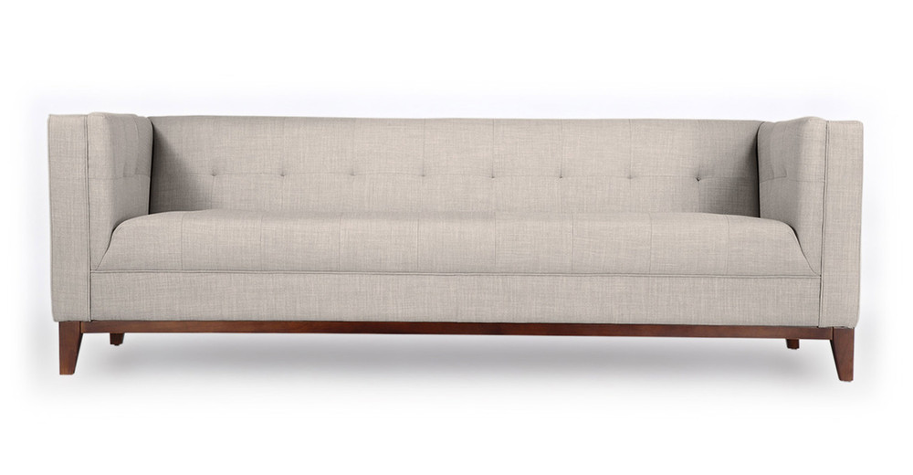 Harrison Dove Grey Sofa