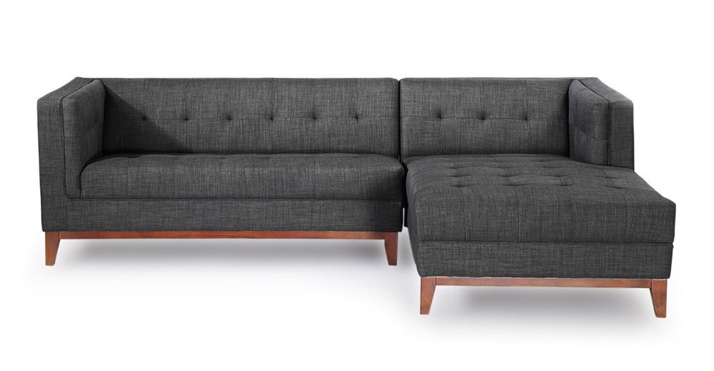 modern sofa chaise
