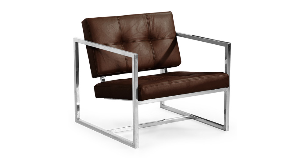 Cube Chair, Coco Premium Leather
