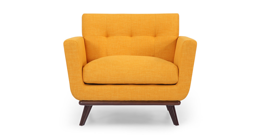Jackie Chair, Citrus Pop