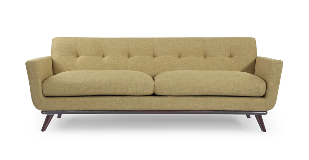 Jackie Sofa, Lemon Grass