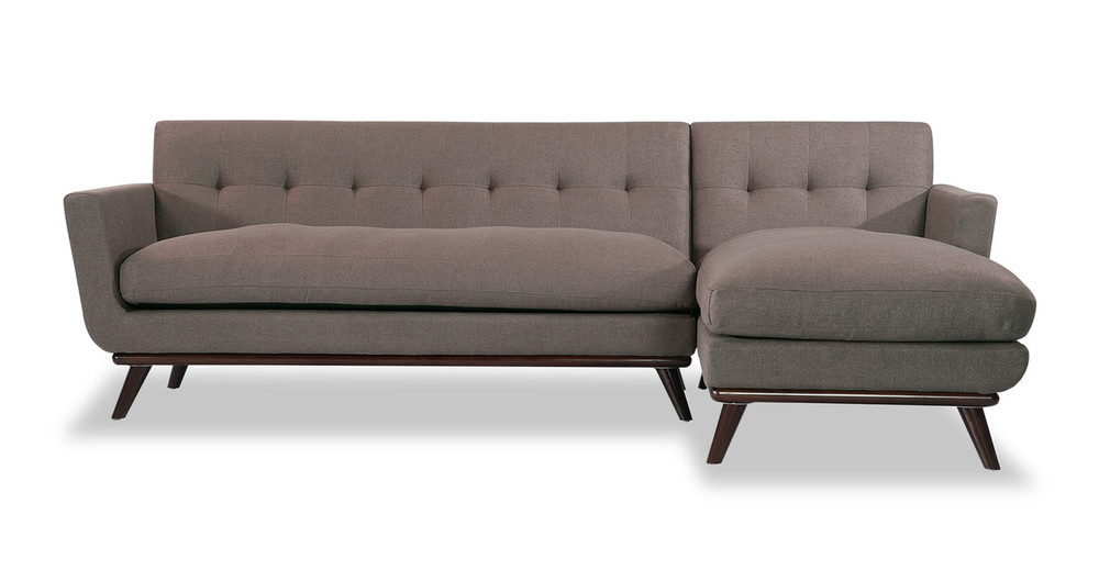 Jackie Sofa Sectional Right, Urban Storm