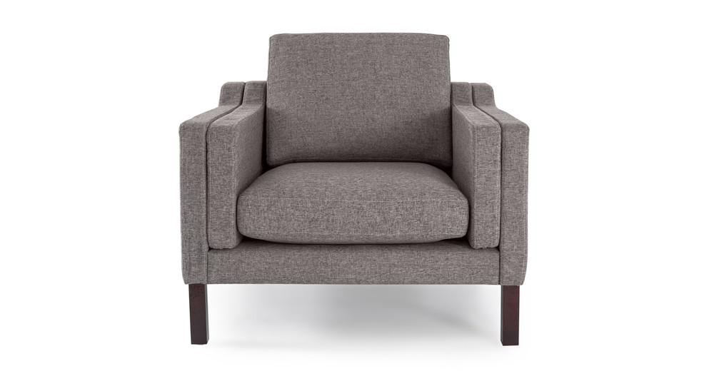 Monroe Chair, Deco Grey (Clearance)