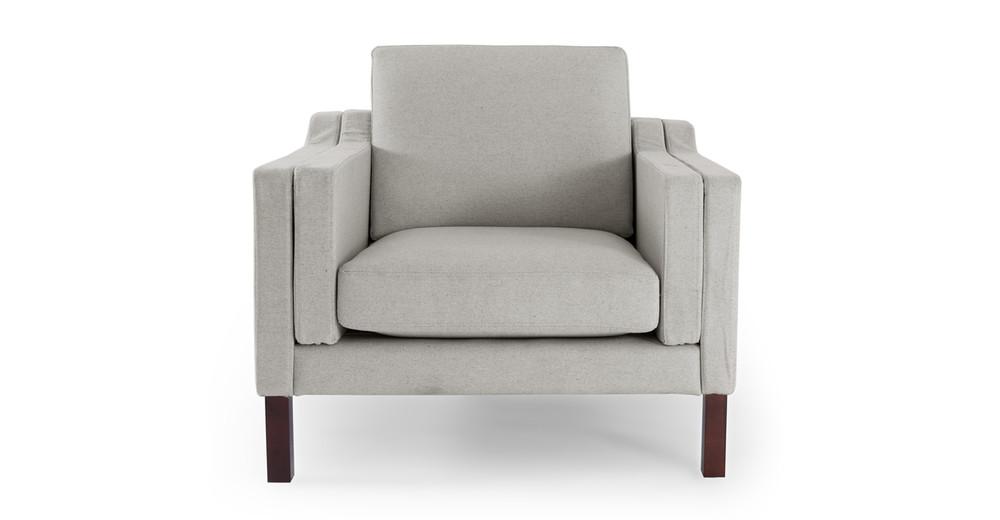 Monroe Chair, Heather (Clearance)