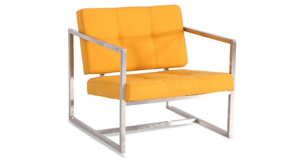 Cube Chair, Sunrise