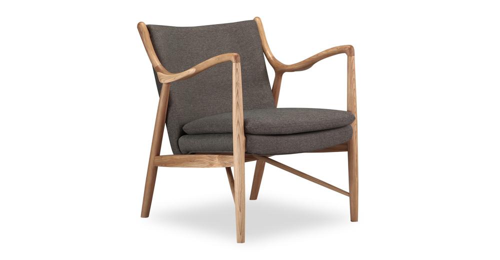 Copenhagen 45 Armchair, Gosford/Natural
