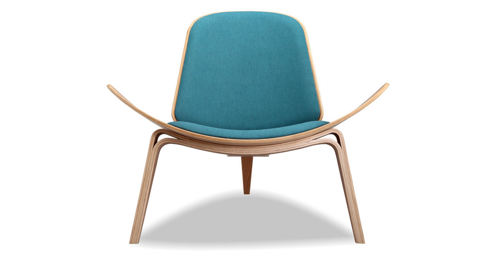 Tripod Chair, Urban Surf/Oak
