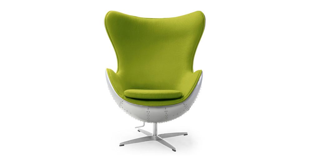 Amoeba Steampunk Chair, Pear