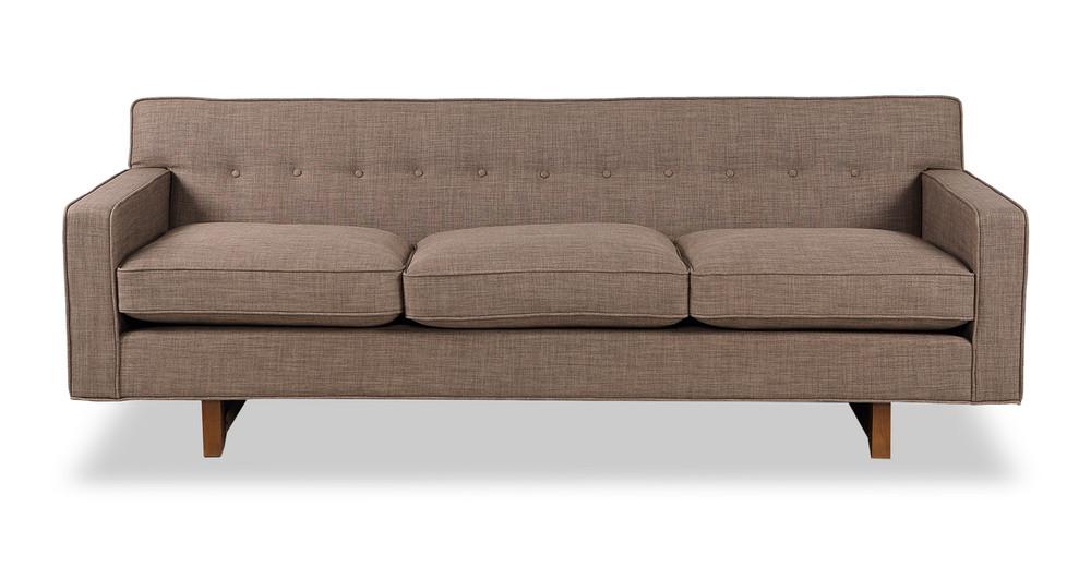 Kennedy Sofa, Tundra
